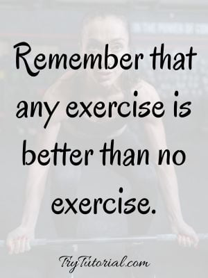 Friday Workout Quotes For Working Ladies