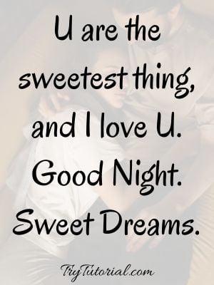 Good Night Message For Long Distance Boyfriend