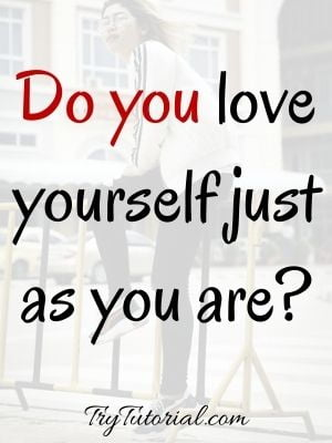 Image On Self Love Captions
