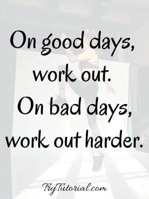 Inspirational Workout Images