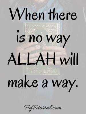 Islamic Inspirational Images