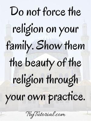 Islamic Religious Quotes