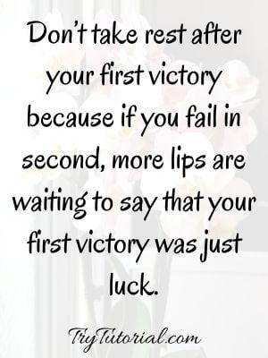 Motivational Abdul Kalam Quotes