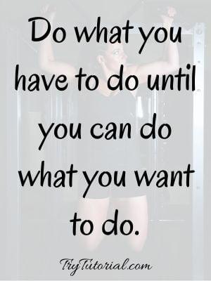 Motivational Fitness Goals Images