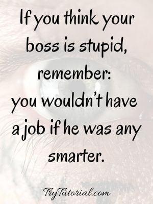 Motivational Funny Quotes For Employees