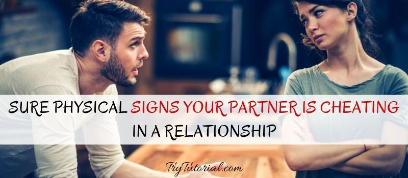 Wife cheating is ur signs 16 Signs