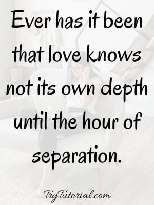 Quotes About Long Distance Relationship Being Hard