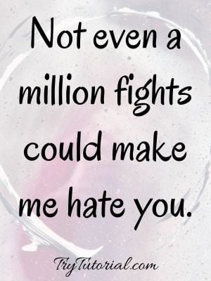 Quotes On Relationship Fighting