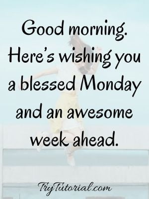Top Happy Monday Images
