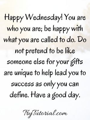 100+ Positive Wednesday Quotes On Motivation & Wisdom [currentyear] 2