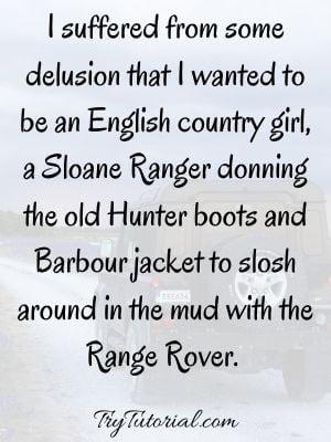 Tough Girl Country Quotes