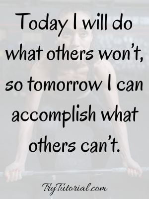 Weekend Workout Motivation Quotes For Goals