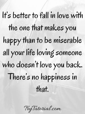 Famous Happiness And Love Quotes