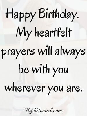 Happy Birthday SMS For Her