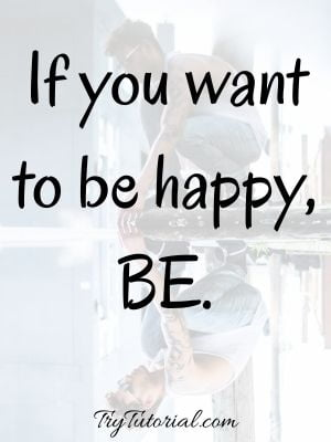 If It Makes You Happy Quotes