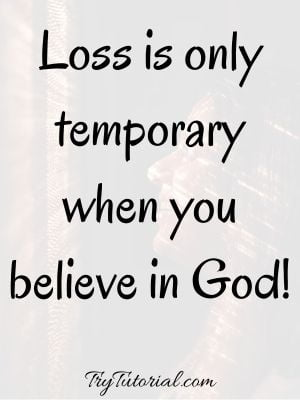 Inspirational God And Faith Quotes
