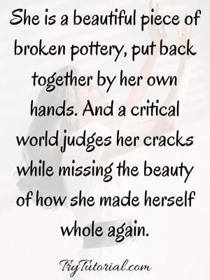 Motivational Confident Woman Quotes