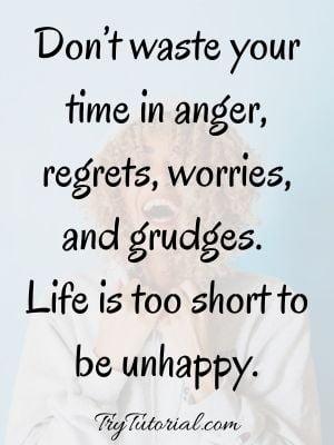 Positive Happy Life Quotes