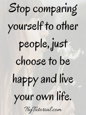 Positive Quotes About Happy Life