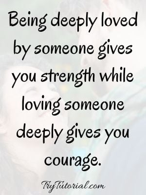 Quotes About Happy With Someone You Love
