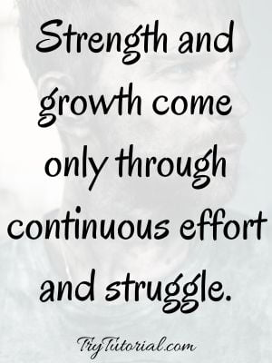 Quotes About Strength Images
