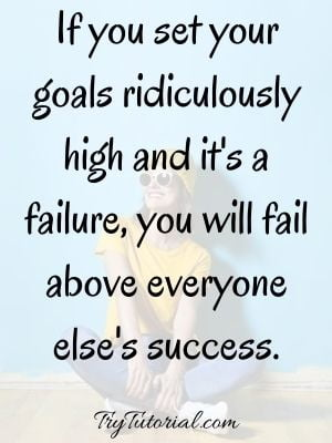 Quotes About Success And Achievement