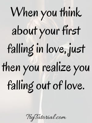 Sad Quotes Quotes On Love And Pain