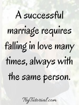Short Happy Marriage Quotes And Sayings
