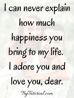 45 He Makes Me Happy Quotes To Express Your Feelings [currentyear] 1