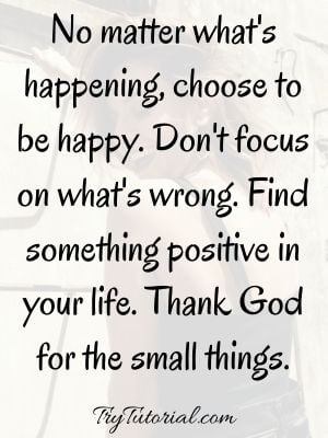 always choose happiness quotes