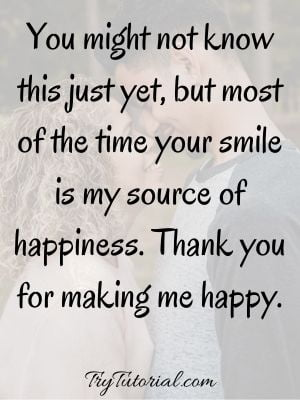 thank you for always making me laugh quotes