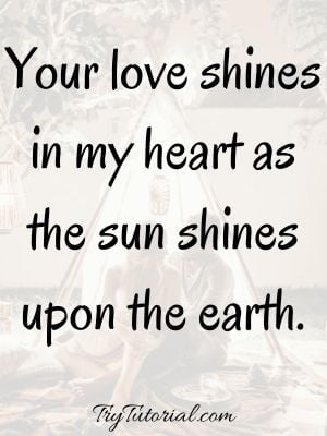 very short love quotes for him