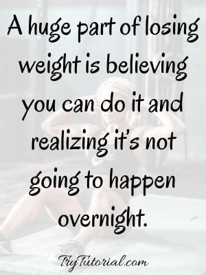 weight loss motivation pictures