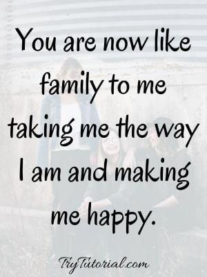 you make me happy paragraph
