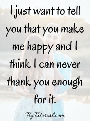 your call makes me happy quotes